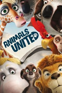 Poster Animals United 3D