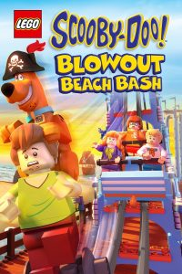 Poster Lego Scooby-Doo! Blowout Beach Bash