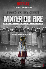 Poster Winter on Fire