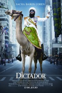 Poster The Dictator
