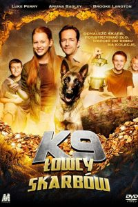 Poster K-9 Adventures: Legend of the lost gold