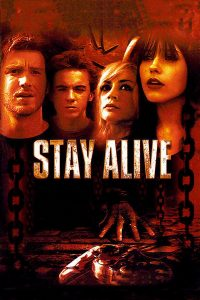 Poster Stay Alive
