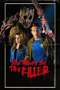 Poster You Might Be the Killer