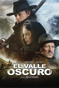 Poster El valle oscuro