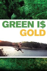 Poster Green is Gold