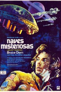 Poster Naves misteriosas