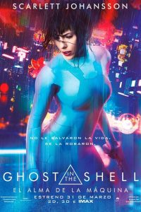 Poster Ghost In The Shell: El Alma De La Máquina