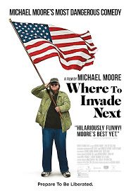 Poster Where to Invade Next