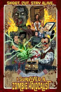 Poster I Survived a Zombie Holocaust