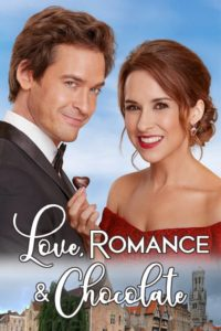 Poster Love, Romance and Chocolate