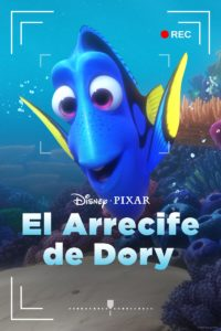 Poster Dory's Reef Cam