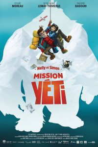 Poster Nelly & Simon:  Mission Yeti