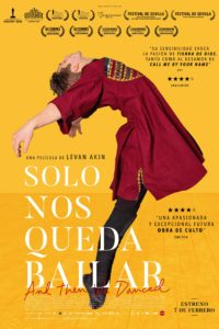 Poster And Then We Danced (Solo nos queda bailar)