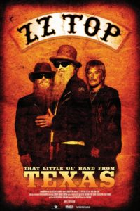 Poster ZZ Top: That Little Ol' Band from Texas