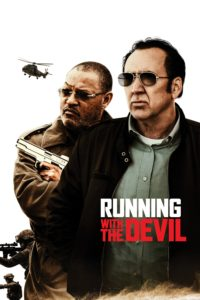 Poster Running with the Devil