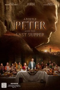 Poster Apostle Peter and the Last Supper