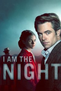 Poster I am the night