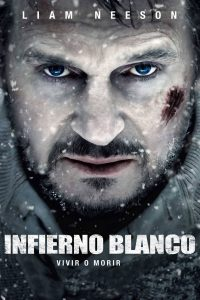 Poster Infierno Blanco