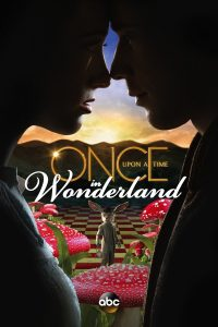 Poster Once Upon a Time in Wonderland