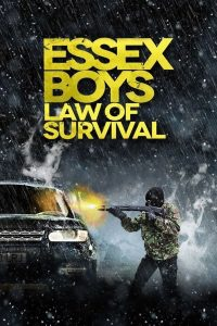 Poster Essex Boys: Law of Survival