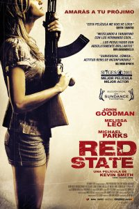 Poster Red State