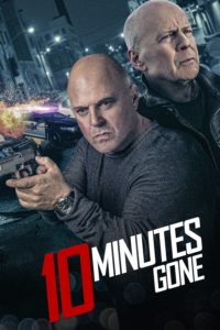 Poster 10 Minutes Gone