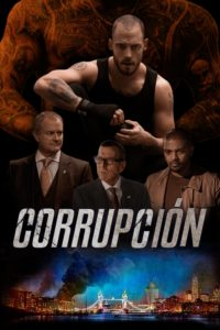 Poster The Corrupted