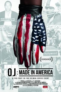 Poster O.J.: Made in America