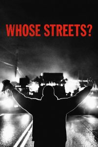 Poster Whose Streets?