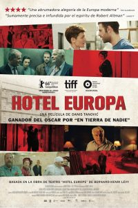 Poster Hotel Europa