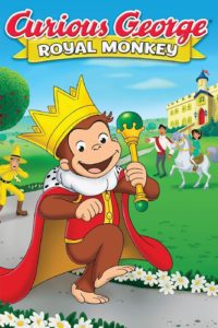 Poster Curious George: Royal Monkey