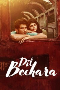 Poster Dil Bechara