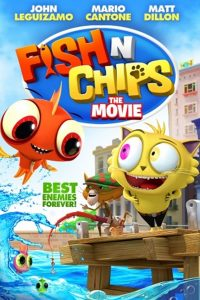 Poster Fish N Chips: The movie