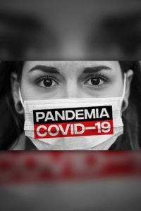 Poster Pandemic: Covid-19