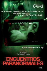 Poster Encuentros Paranormales