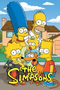 Poster Los Simpsons