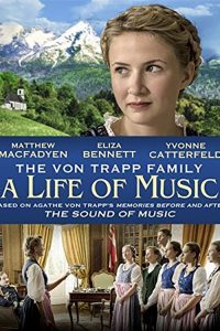 Poster The von Trapp Family: A life of music