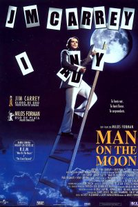 Poster Man on the Moon