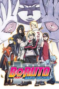 Poster Boruto: Naruto the Movie