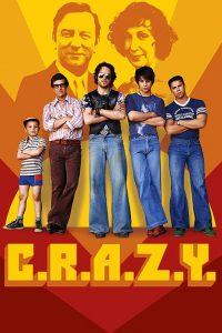 Poster C.R.A.Z.Y.