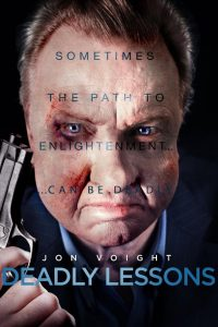 Poster Deadly Lessons