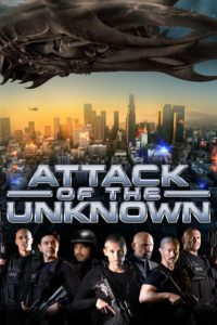 Poster Attack of the Unknown