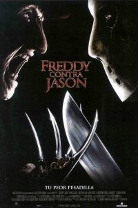 Poster Freddy contra Jason