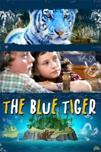 Poster The Blue Tiger