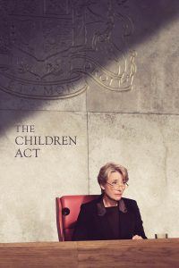 Poster The Children Act