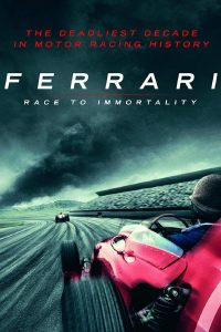 Poster Ferrari: Race to Immortality