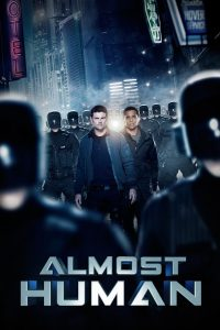 Poster Almost Human