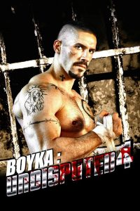 Poster INVICTO (BOYKA: UNDISPUTED IV)