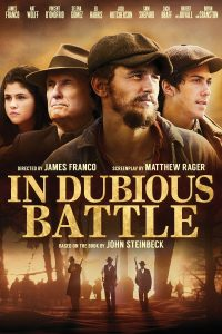 Poster In Dubious Battle