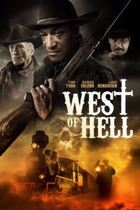 Poster West of Hell